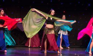 curso intensivo danza del vientre velo girona