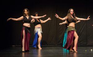 Curso Danza del vientre Banyoles Olot Girona