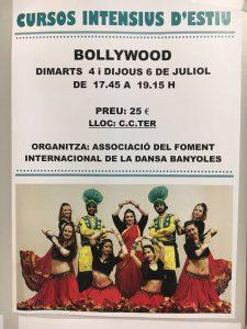 Masterclass Bollywood Girona