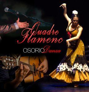 Cuadro Flamenco en Besalú