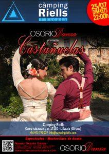 Flamenco, danza española Escala
