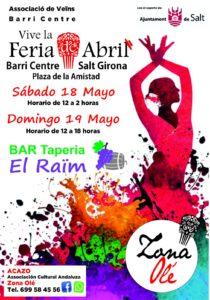 Feria Abril Salt zona ole