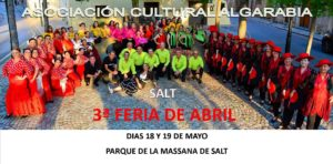 Feria Abril Salt Algarabia