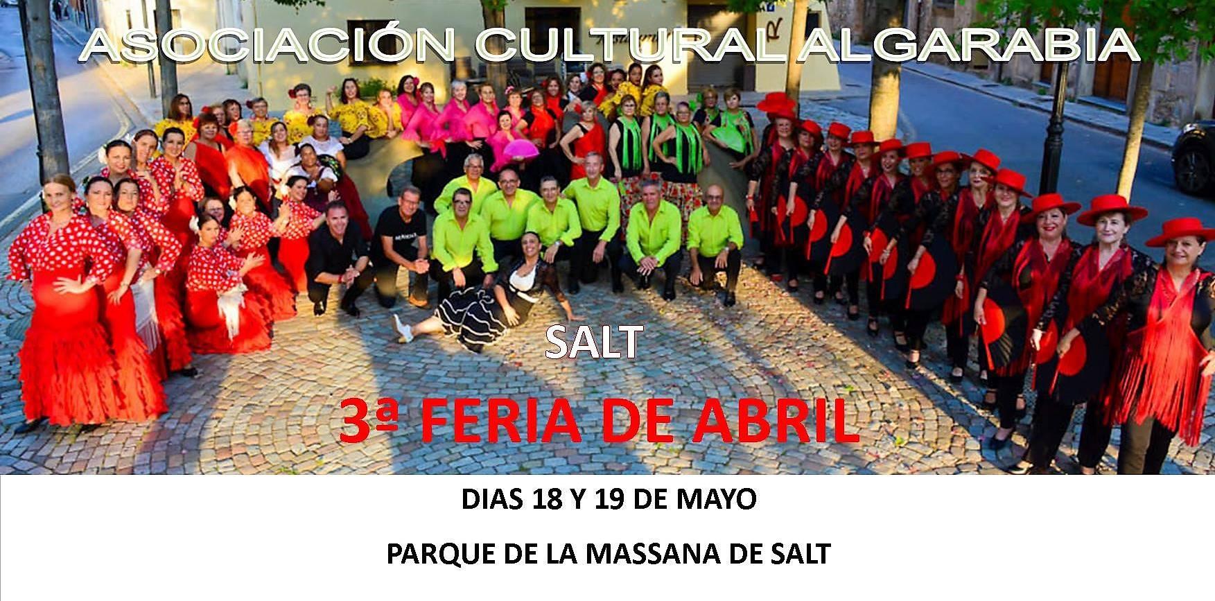 Feria Abril Salt Algarabia