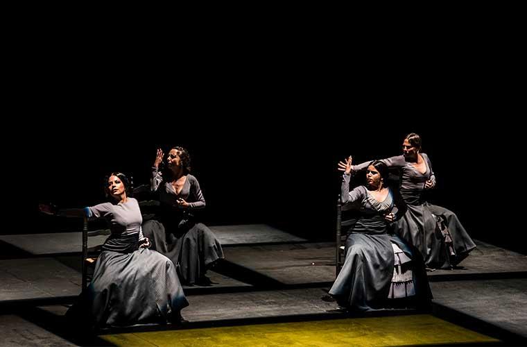 Bailaoras, El Nuevo Tiempo amb La Chana, Festival Flamenco Barcelona