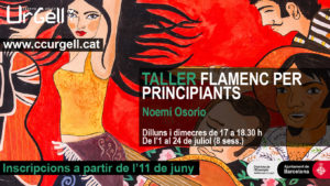 Curso de Flamenco principiantes Barcelona