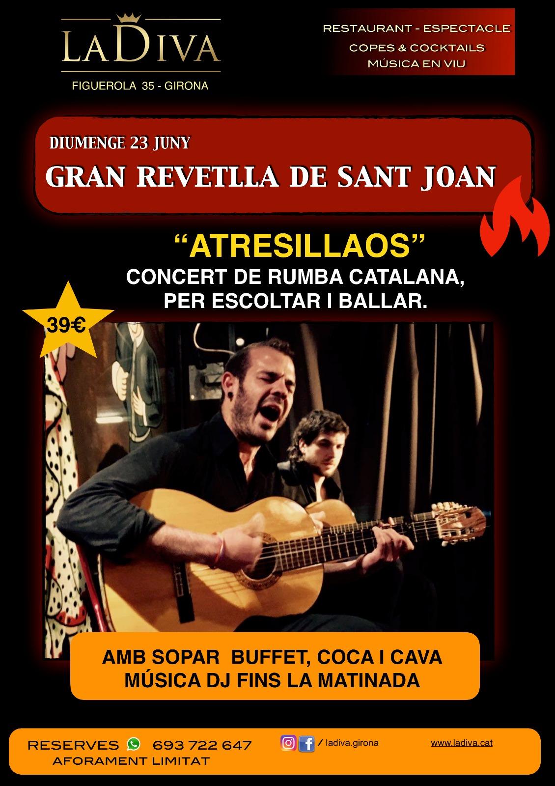 San Juan 2019 la Diva