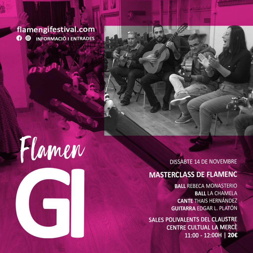 Masterclass flamengi 2020 festival