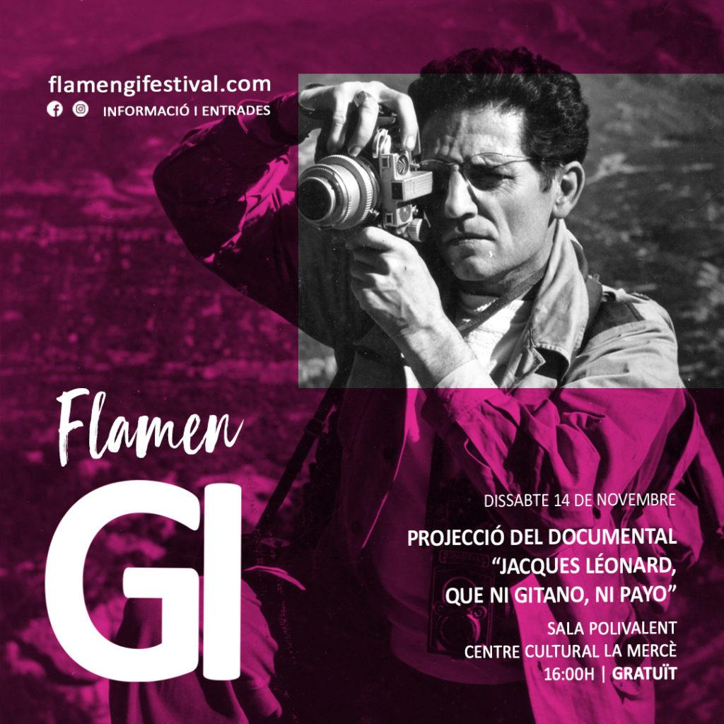 documental jacques leonard flamengi festival 2020 que ni gitano, ni payo