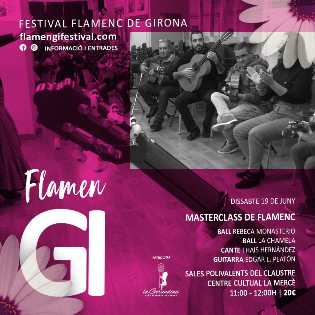 Masterclass flamengi 2021 festival