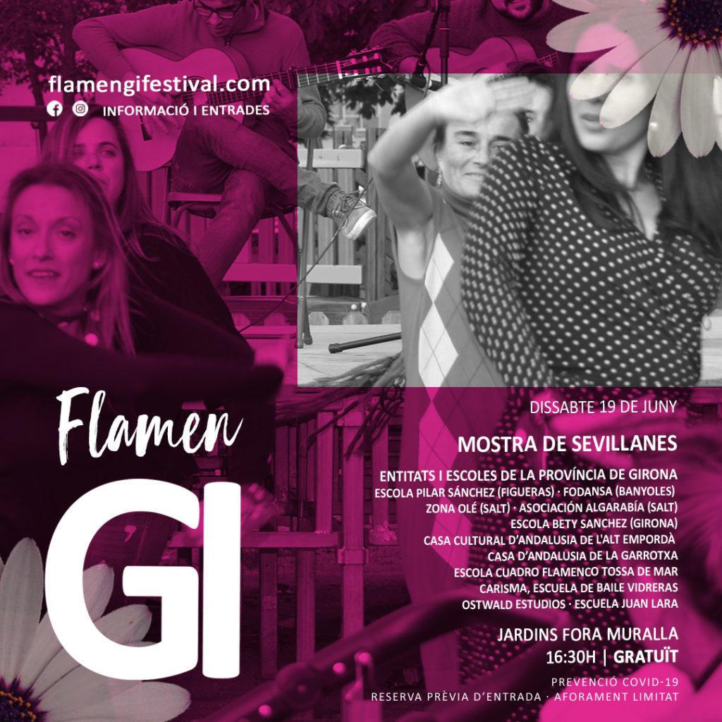 flamengi 2021 mostra sevillanes flamenc girona
